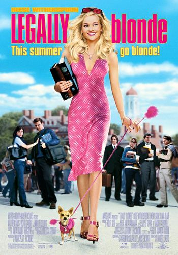 Legally Blonde [Latino]