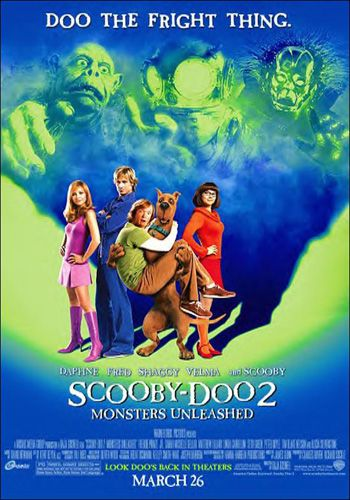 Scooby-Doo 2: Monsters Unleashed [Latino]