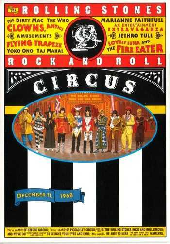 The Rolling Stones: Rock & Roll Circus [DVD9]