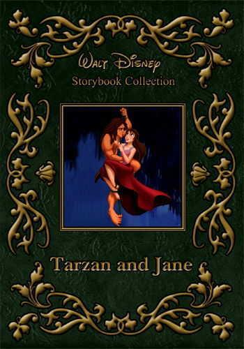 Disney Collection: Tarzan And Jane [DVD9] [Latino]