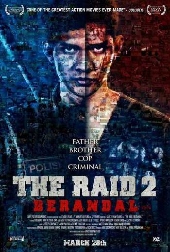 The Raid 2: Berandal [BD25][Latino]