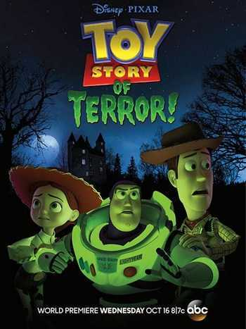 Toy Story of Terror [BD25][Latino]