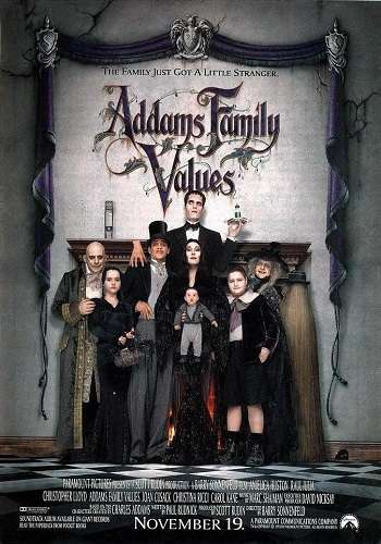 The Addams Family Values [Latino]