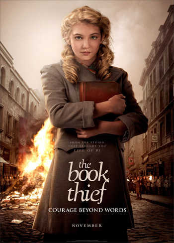 The Book Thief [DVD9] [Latino]