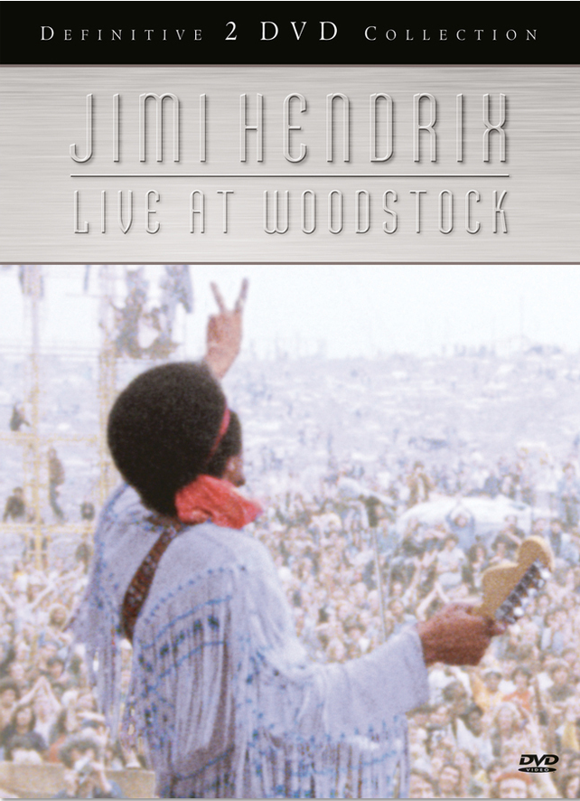 Jimi Hendrix: Live At Woodstock [DVD9]