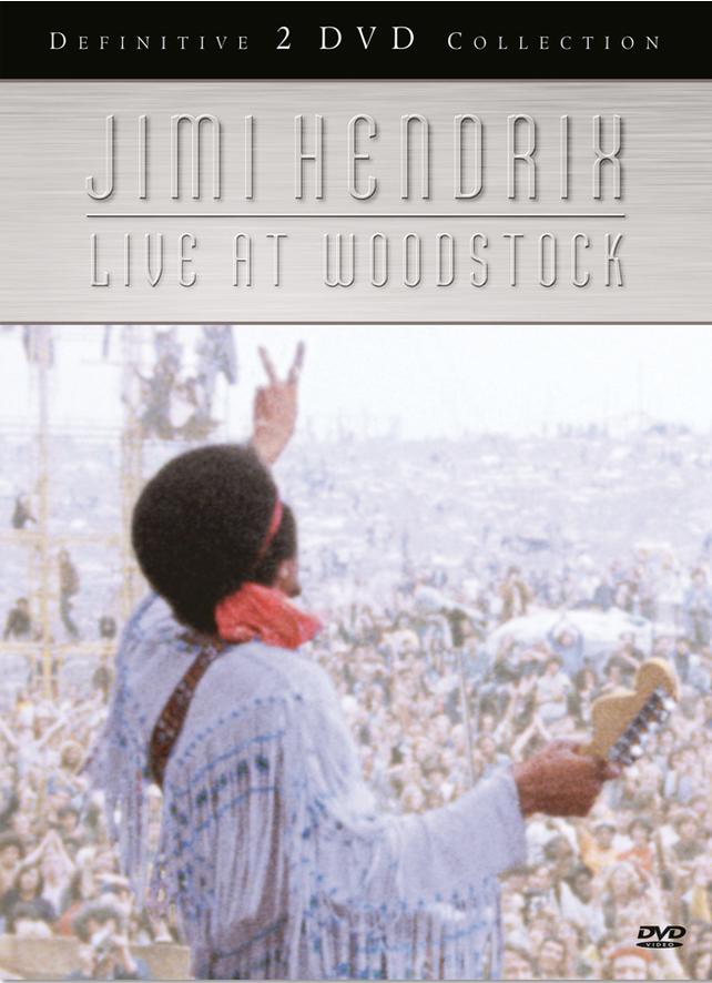 Jimi Hendrix: Live At Woodstock [DVD9]
