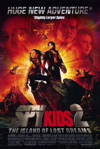 Spy Kids 2 [DVD9] [Latino]