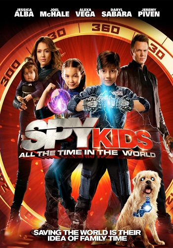 Spy Kids 4: All The Time In The World [DVD9] [Latino]
