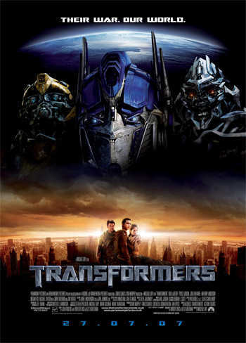 Transformers [DVD9] [Latino]