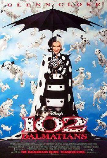 102 Dalmatians [DVD9] [Latino]