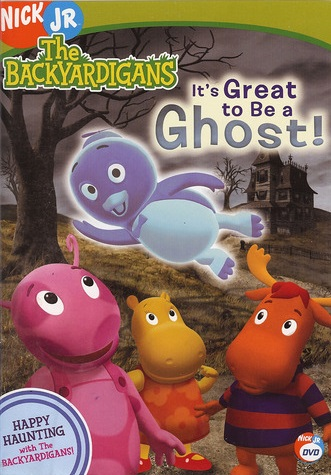 The Backyardigans: It's Great To Be A Ghost [Latino]