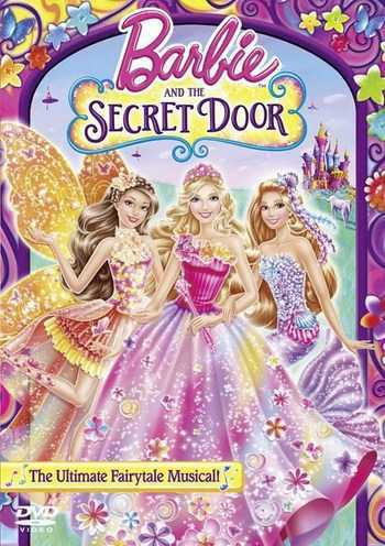 Barbie and the Secret Door [BD25][Latino]