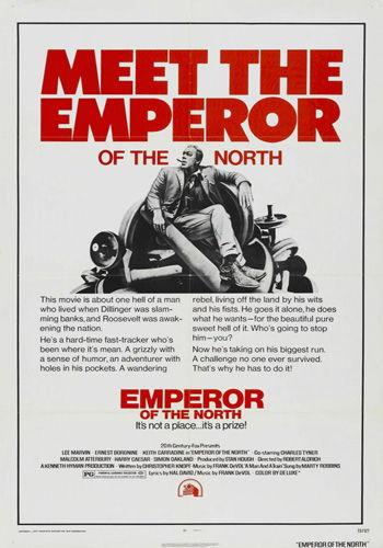 Emperor Of The North [DVD9] [Latino]