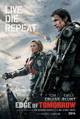 Edge of Tomorrow [BD25][Latino]