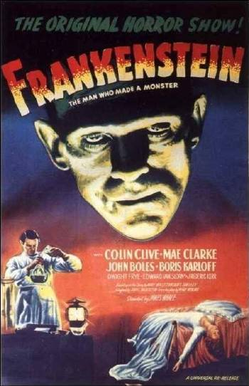 Frankenstein [DVD9] [Latino]