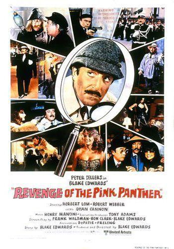 Revenge Of The Pink Panther [Latino]