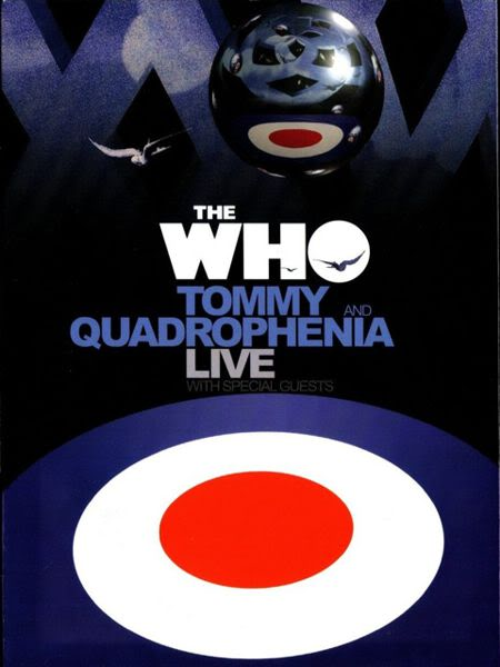 The Who: Tommy And Quadrophenia – Disc 3: Live Hits [DVD9]