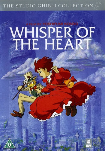 Whisper of the Heart [Latino]