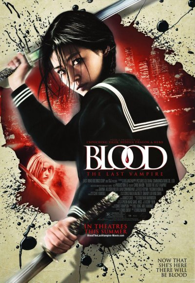 Blood: The Last Vampire [Latino]