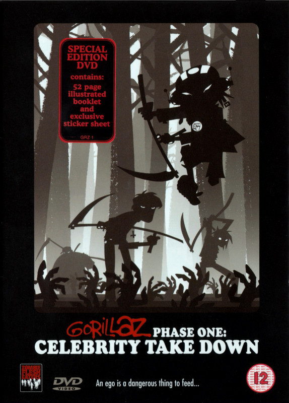 Gorillaz: Phase One, Celebrity Take Down [DVD5]