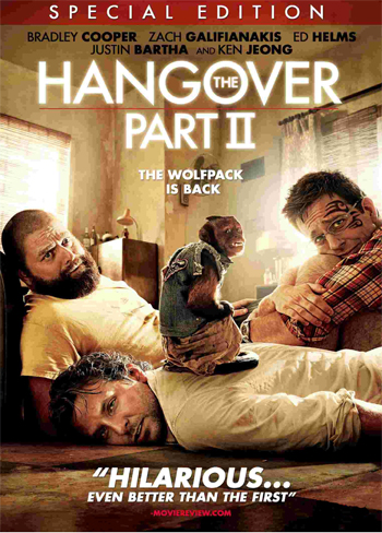 The Hangover Part II [DVD9] [Latino]