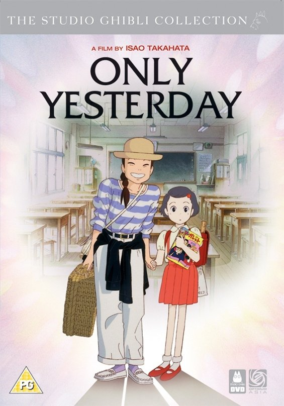 Only Yesterday [Latino]