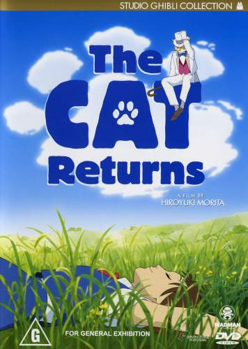 The Cat Returns [Latino]