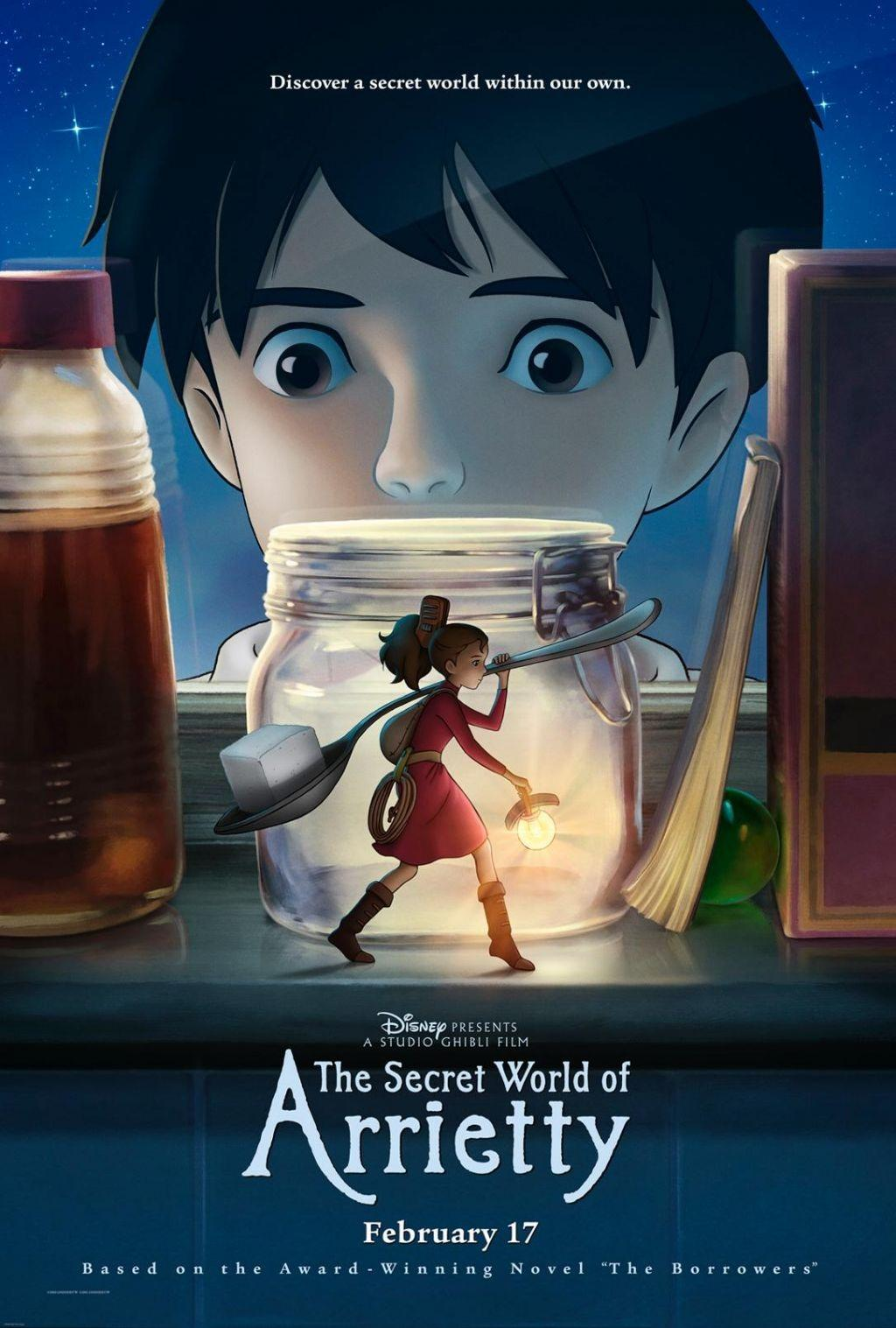 The Secret World Of Arrietty [Latino]