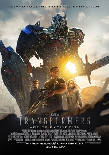 Transformers: Age Of Extinction [DVDBD] [Latino]