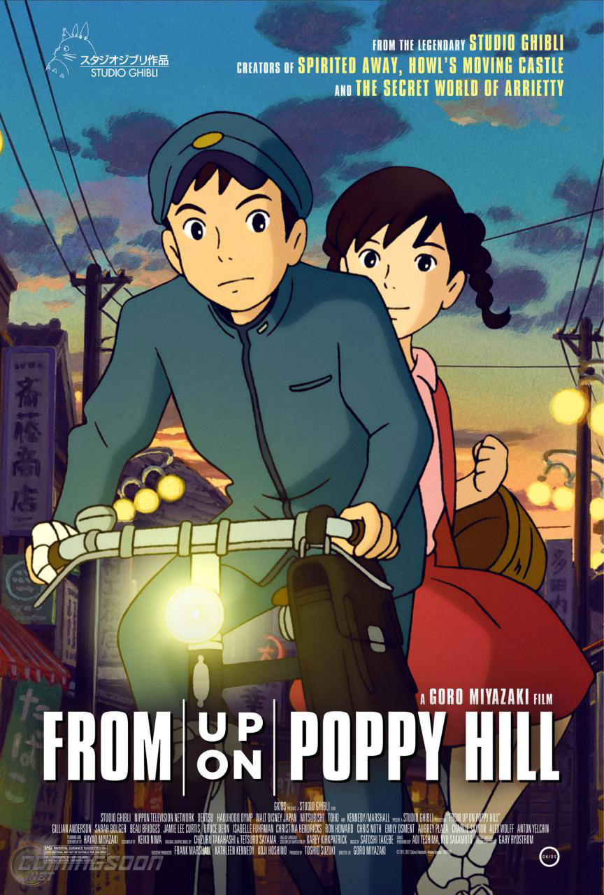 From Up On Poppy Hill [Latino]