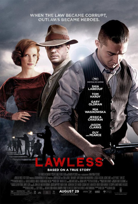 Lawless (The Wettest County In The World) [Latino]