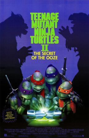 Teenage Mutant Ninja Turtles II: The Secret of the Ooze [Latino]