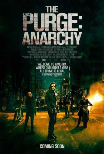 The Purge: Anarchy [BD25][Latino]