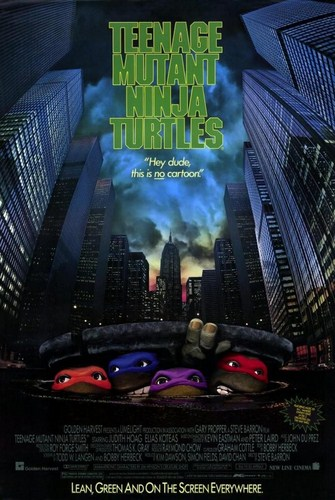 Teenage Mutant Ninja Turtles [Latino]
