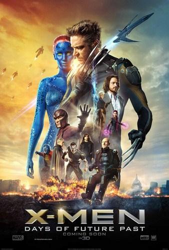 X-Men: Days Of Future Past [DVD9][Latino]