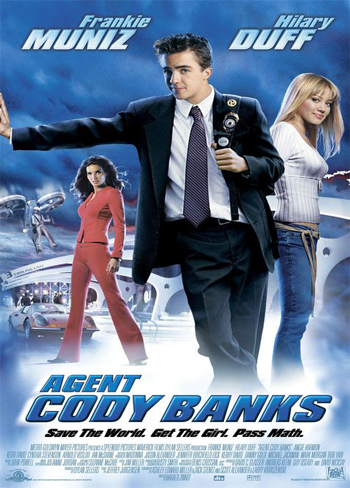 Agent Cody Banks [Latino]