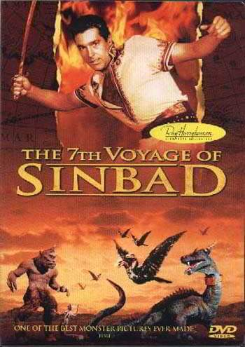 The 7th Voyage Of Sinbad [DVD9]
