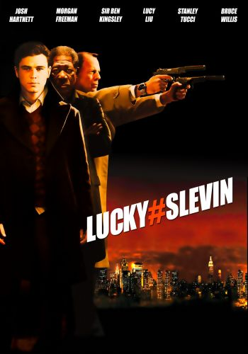 Lucky Number Slevin [DVD9] [Latino]