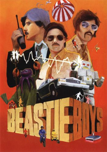 Beastie Boys: Video Anthology [DVD9]