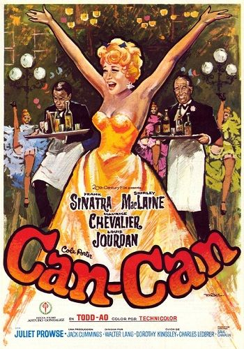 Can-Can [DVD9] [Latino]