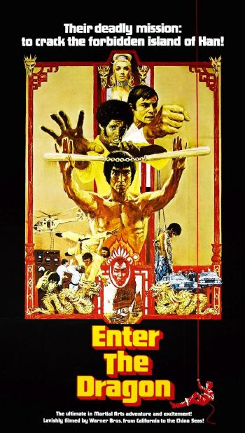 Enter The Dragon [Latino]