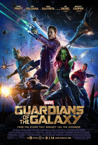 Guardians of the Galaxy [Latino]
