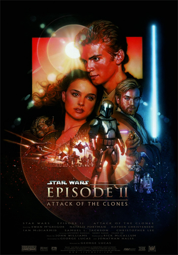 Star Wars – Episode II: Attack of the Clones [DVD9] [Latino]