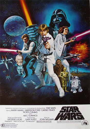 Star Wars – Episode IV: A New Hope [DVD9] [Latino]