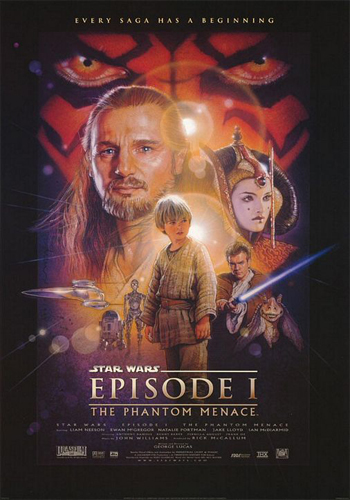 Star Wars – Episode I: The Phantom Menace [DVD9] [Latino]