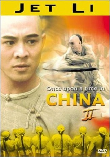 Once Upon A Time In China 2 [Latino]