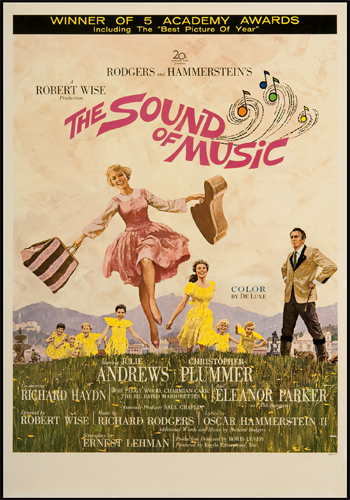 The Sound of Music [DVD9] [Latino]