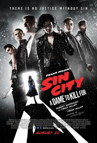 Sin City: A Dame to Kill For [BD25]