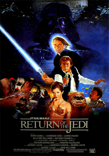 Star Wars – Episode VI: Return of the Jedi [DVD9] [Latino]
