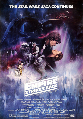 Star Wars – Episode V: The Empire Strikes [DVD9] [Latino]